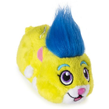 """Zhu Zhu Pets - Rocky, Furry 4"""" Hamster Toy with Sound And Movement - image 3 of 4"""