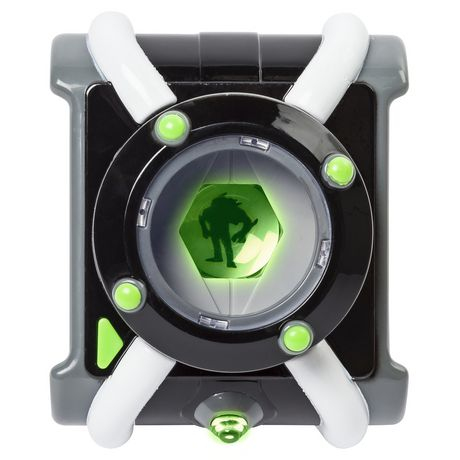 Ben 10 deluxe omnitrix with lights and motion activated sound effects walmart canada - Montre de ben 10 ...