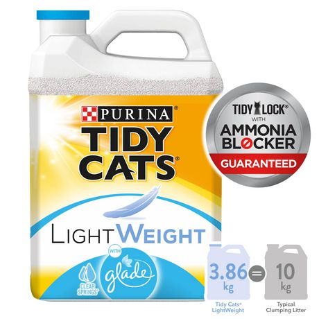Tidy Cats Glade Clear Springs Lightweight Cat Litter for Multiple Cats - image 1 of 6