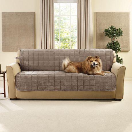 Sure Fit Deluxe Pet Sofa Furniture, Sure Fit Pet Furniture Cover