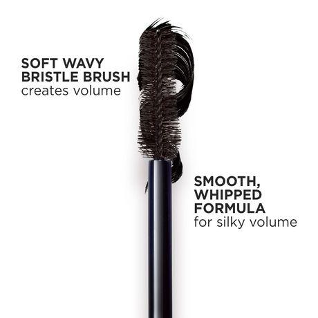 L'Oréal Paris Mascara Voluminous Lash Paradise Voluptuous Volume and Length  Black Brown - image 7 of 9