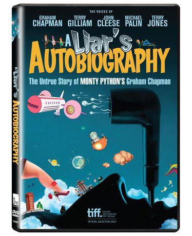 A Liar's Autobiography - The Untrue Story of Monty Python's Graham Chapman (DVD) (English) - image 1 of 1