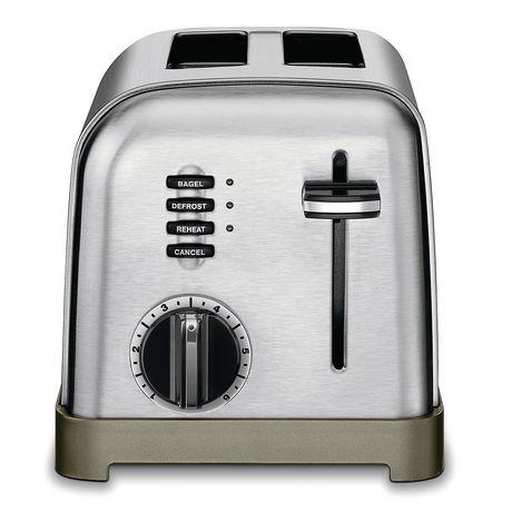 Cuisinart Metal Classic 2 Slice Toaster Walmart Canada