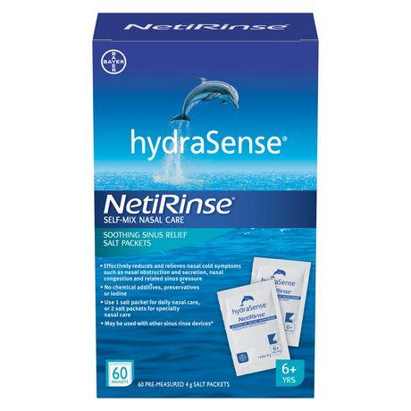 Sachet de sels apaisants rechargeable de NetiRinseMD - image 1 de 1