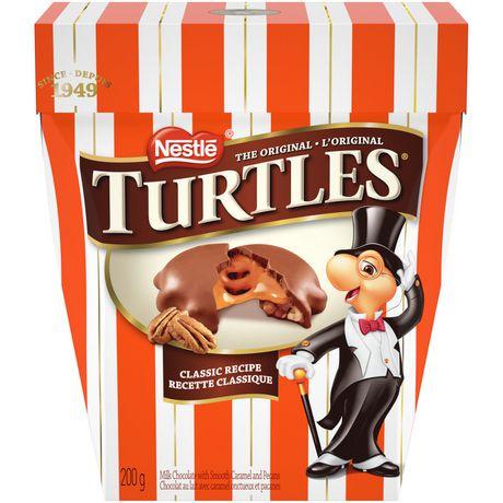 Chocolat au lait, pacane et caramel doux Original de TURTLES(MD) - image 1 de 4