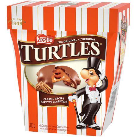 Chocolat au lait, pacane et caramel doux Original de TURTLES(MD) - image 2 de 4