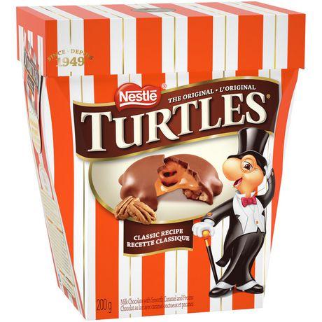 Chocolat au lait, pacane et caramel doux Original de TURTLES(MD) - image 3 de 4