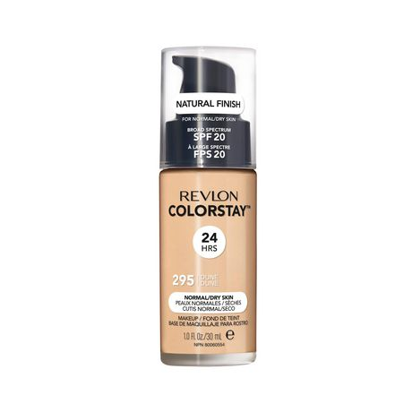 revlon colorstay™ makeup for normal/ dry skin  walmart canada