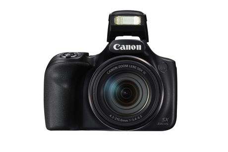 Canon Canada Inc Canon Powershot Sx540 Hs Black Digital Camera. Black