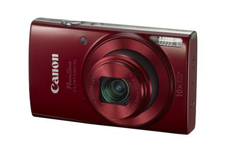 Canon Powershot ELPH 190IS HS Digital Camera - image 1 of 7