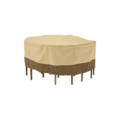 Classic accessories veranda housse pour ensemble de for Table exterieur walmart