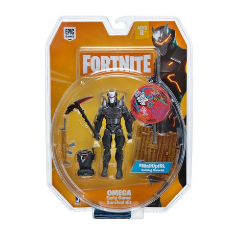 Fortnite Early Game Survival Kit 1 Figure Pack - image 1 of 2