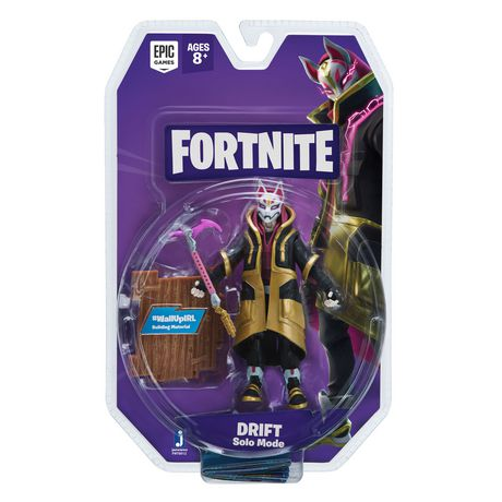 Fortnite Solo Mode Figure Drift 1 Figure Pack - image 1 of 2