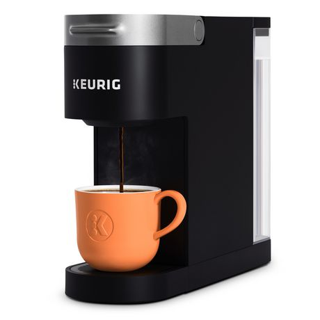 Keurig K-Slim Single Serve Coffee Maker Black