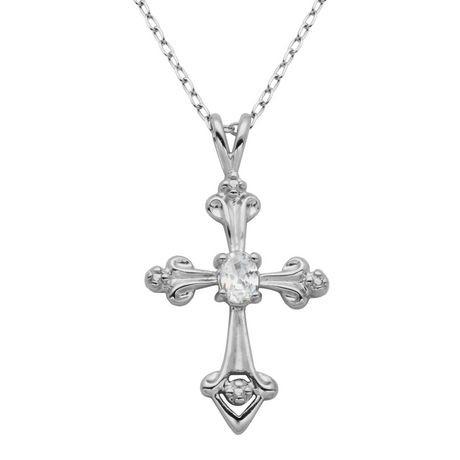 Paj sterling silver cross pendant aloadofball Gallery