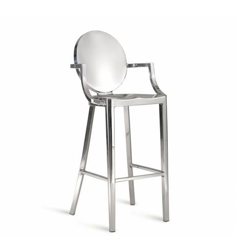 Heavenly Collection Kong Arm Counter Stool - image 1 of 1