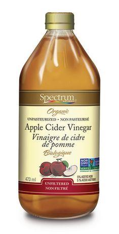 Spectrum Organic Apple Cider Vinegar Walmart Canada