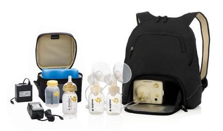 Medela Pump in Style Advanced Backpack with Breast Pump ...