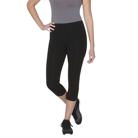 Athletic Works Women s Capri Leggings - image 1 ... ebaa5c1ce