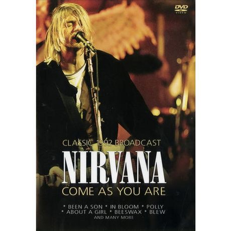 come as you are Lyrics to 'come as you are' by nirvana come as you are / as you were / as i want you to be / as a friend / as a friend / as an old enemy / take your time.