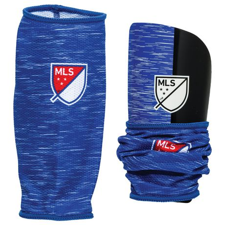 Franklin Sports MLS Large Blue Shin and Sleeve Guard - image 1 of 1