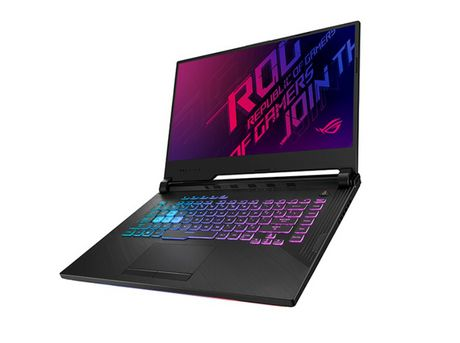 "Asus ROG Strix G 15.6"" Gaming Laptop Intel Core i7-9750H GL531GU-WB74 - image 5 of 7"