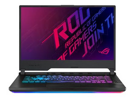 "Asus ROG Strix G 15.6"" Gaming Laptop Intel Core i7-9750H GL531GU-WB74 - image 1 of 7"