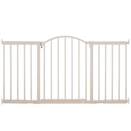 Summer Infant Metal Expansion Gate 6 Foot 56 Metre Wide Walk Thru