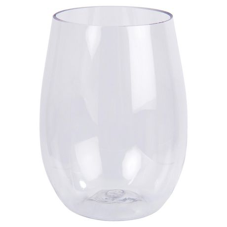 Luciano Shatterproof Plastic Stemless Wine Glass - image 2 of 3