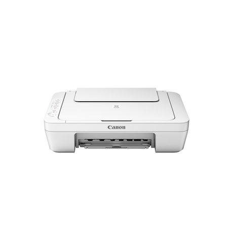 Canon PIXMA Wireless Inkjet White Printer - MG3020 - image 1 of 1