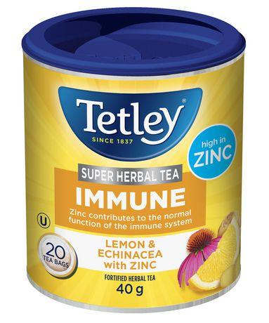 Tetley Tea Super Herbal Immune - image 1 of 1