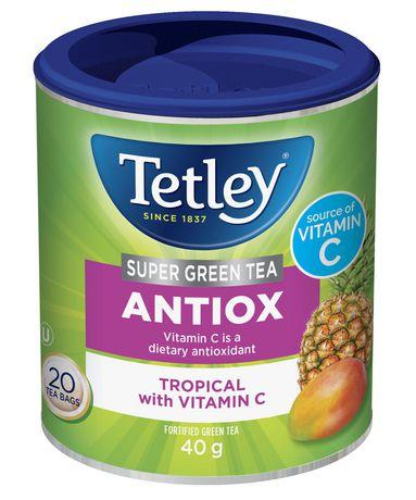 Tetley Tea Super Green Tropical - image 1 of 1