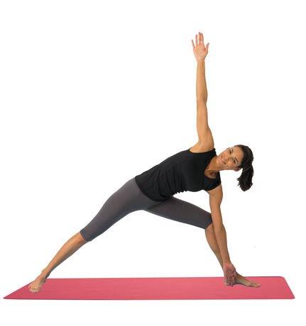 Empower 5 Mm Premium Coral Yoga Mat Walmart Canada