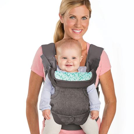 Infantino Flip Advanced 4-in-1 Convertible Carrier - image 4 of 5