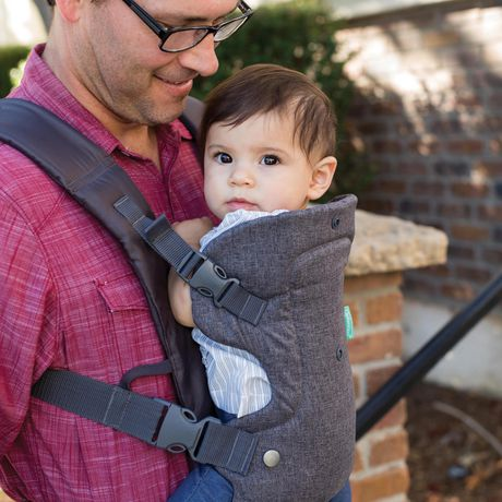 Infantino Flip Advanced 4-in-1 Convertible Carrier - image 5 of 5
