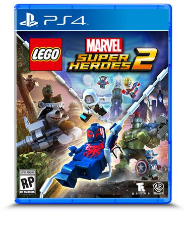 marvel lego 2 ps4