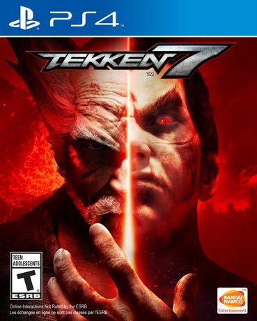 Jeu vidéo Tekken 7 pour PS4 - image 1 de 1