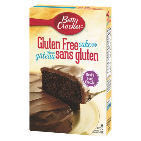 Betty Crocker Devil S Food Cake Gluten Free