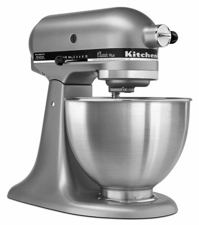 Kitchenaid 275w classic plus stand mixer ksm75sl - Walmart kitchen aid stand mixer ...
