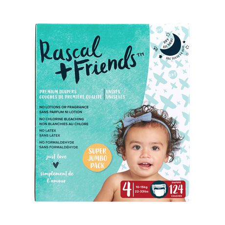 Les couches premium jetable de Rascal + Friends - image 1 de 7