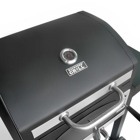 """Barbecue au charbon de bois Backyard Grill de 24 """" - CBC1952WC-C - image 3 de 9"""