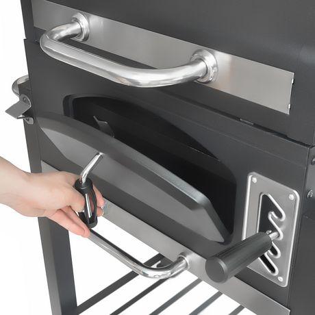 """Barbecue au charbon de bois Backyard Grill de 24 """" - CBC1952WC-C - image 7 de 9"""