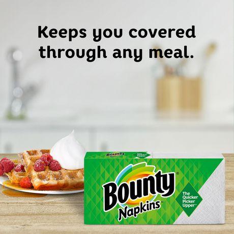 Bounty Quilted Napkins - image 6 of 6