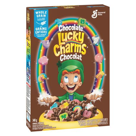 Lucky Charms Chocolate Cereal - image 3 of 5
