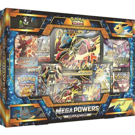 pokemon mega powers collection box trading card game english walmart canada. Black Bedroom Furniture Sets. Home Design Ideas