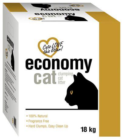Economy Cat Clumping Cat Litter