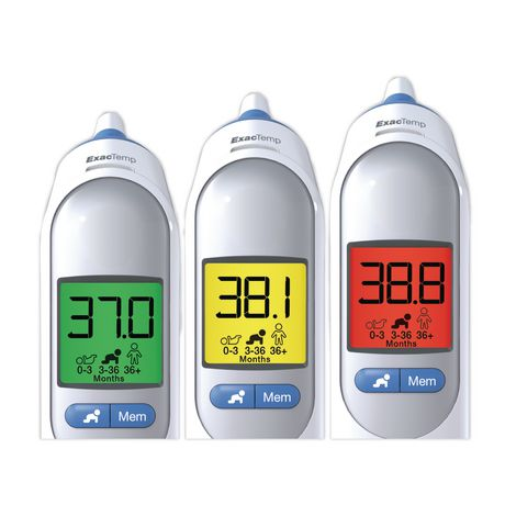 Braun ThermoScan Ear Thermometer (IR) - image 4 of 6