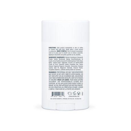 Schmidt's Charcoal + Magnesium Natural Deodorant Stick 75 GR - image 3 of 3