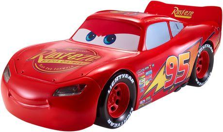 Disney/Pixar Cars 3 Movie Moves Lightning McQueen - English Edition