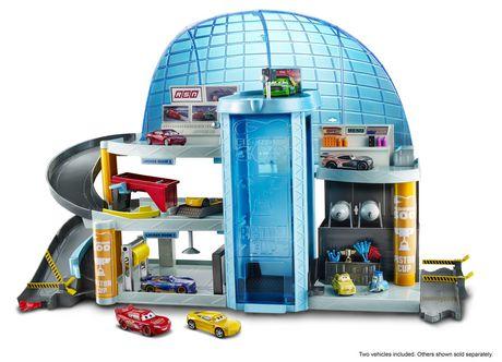 Disney Pixar Cars 3 Florida Speedway Mega Garage Walmart